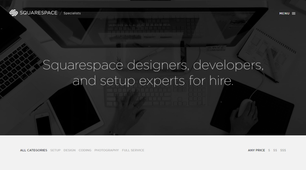 Squarespace Specialists
