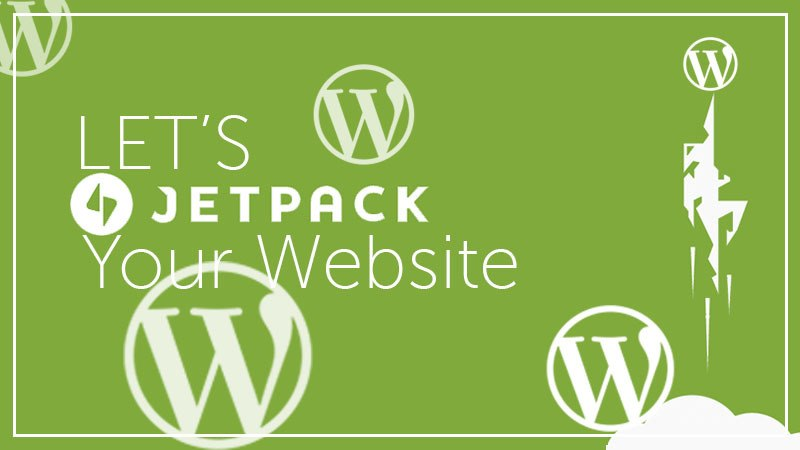 Jetpack Your WordPress Website