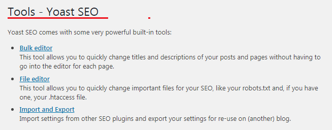 How to do WordPress SEO technically (OnPage Guide) Yoast SEO Tools