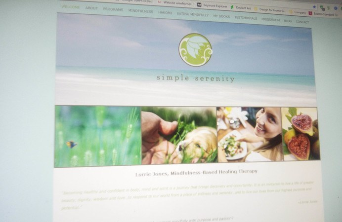 Simple Serenity Featured