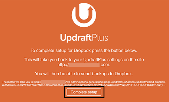 Remote Backup to Dropbox - Complete Setup