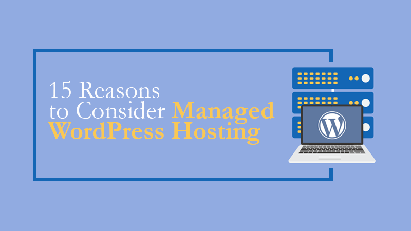 15 Reasons You Should Consider Managed WordPress Hosting