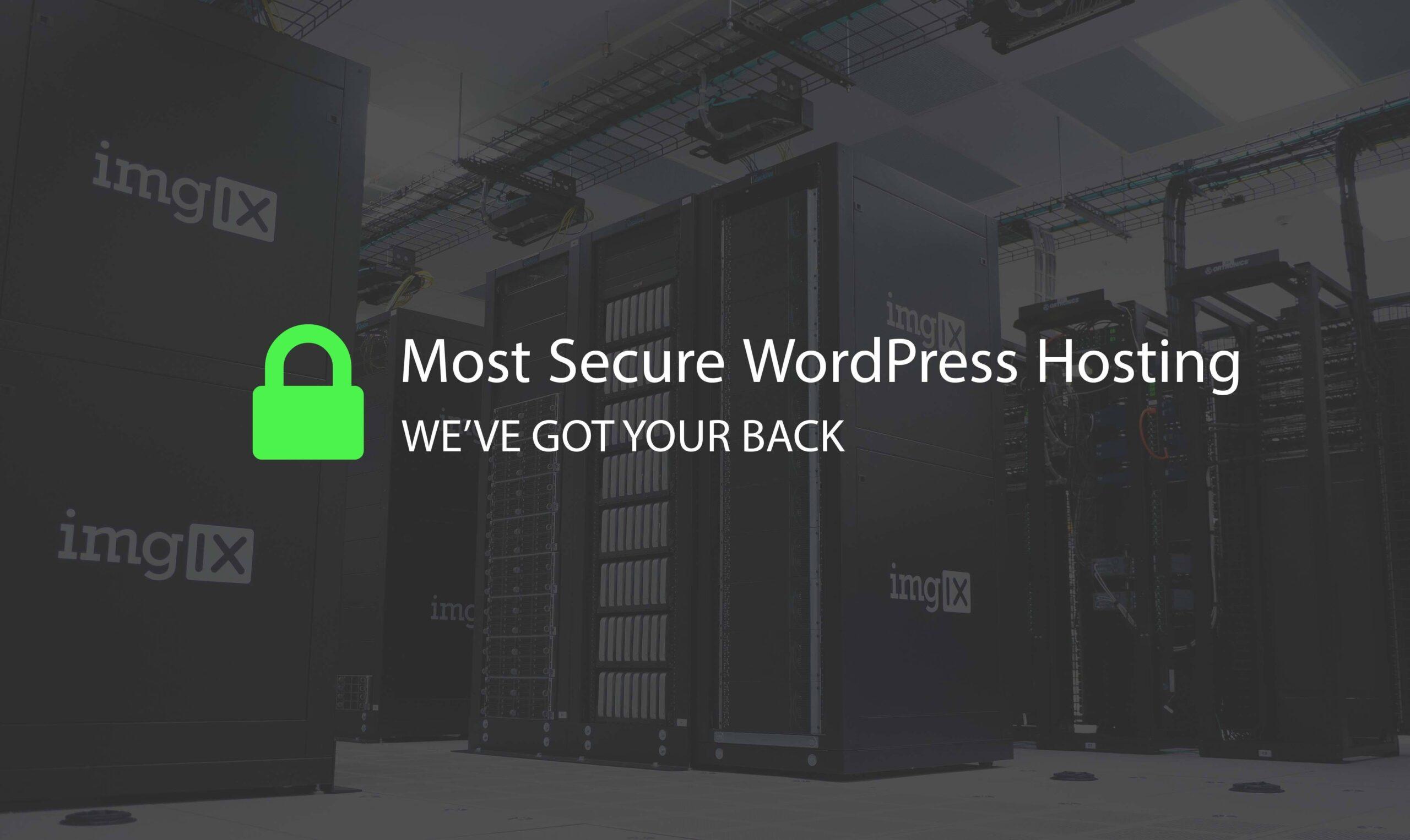 3 Most Secure WordPress Hosting for Business Website