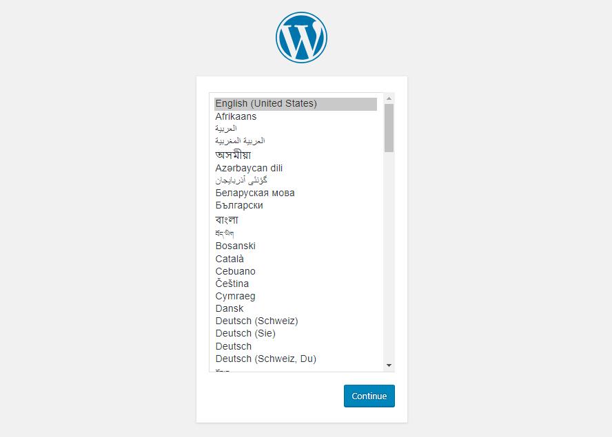 Image 1 - Install WordPress On Localhost