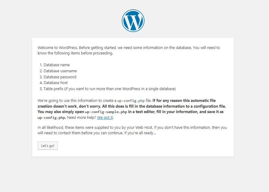 Image 2 - Install WordPress On Localhost