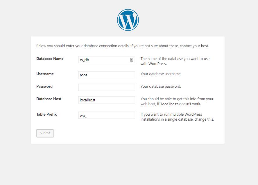 Image 3 - Install WordPress On Localhost