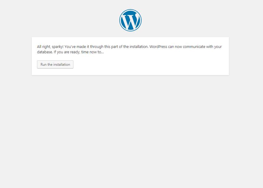 Image 4 - Install WordPress On Localhost