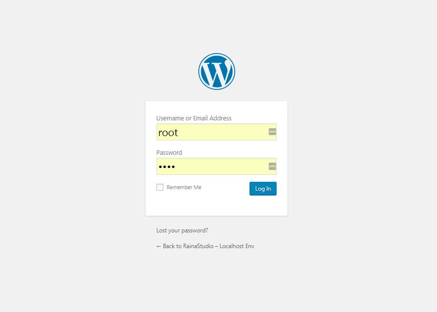 Image 7 - Install WordPress On Localhost