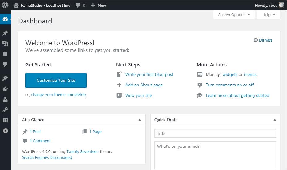 Image 8 - Install WordPress On Localhost