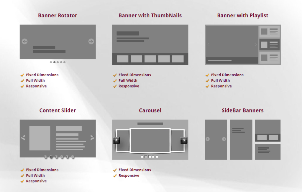 All In One Slider — Responsive WordPress Slider Plugin