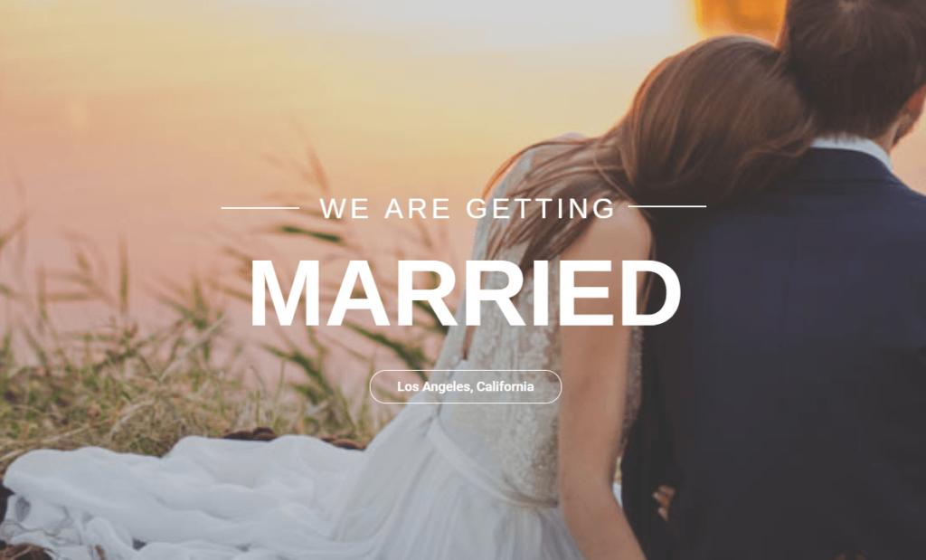 Qaween – Wedding WordPress Theme