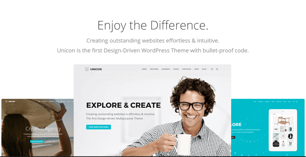 Unicon – MultiPurpose Corporate WordPress Theme