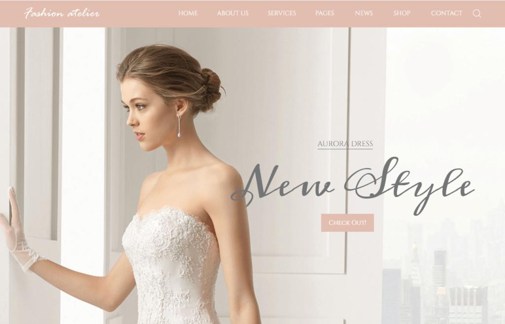 Wedding Industry – Wedding Multipurpose Couple WP
