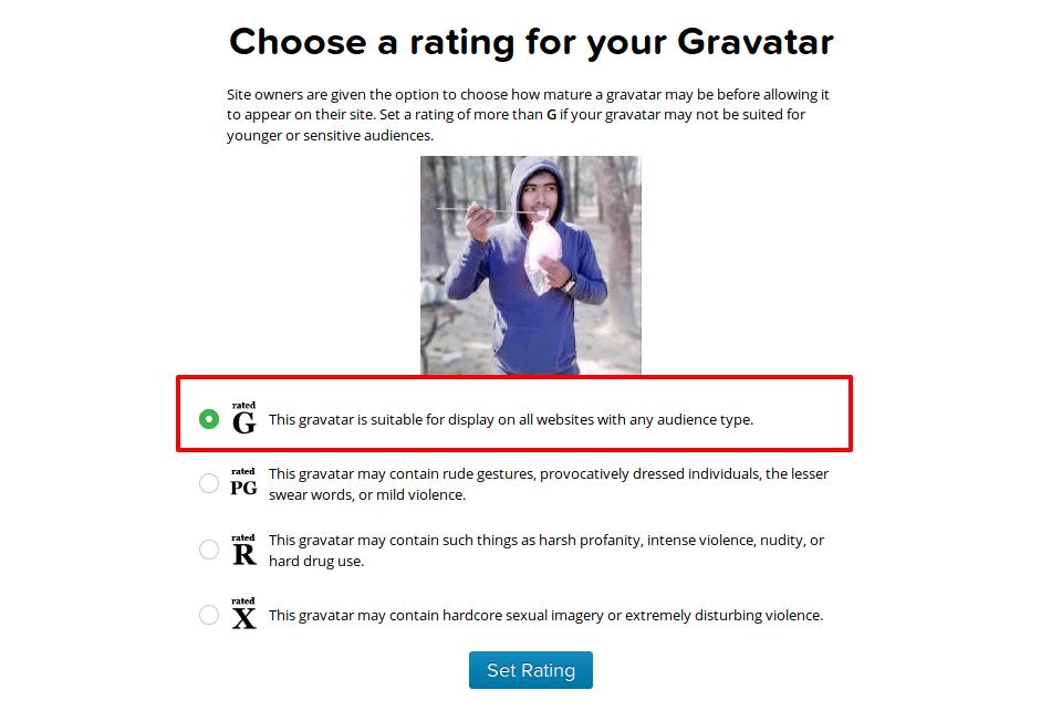 Create a Global Internet Identity by Gravatar