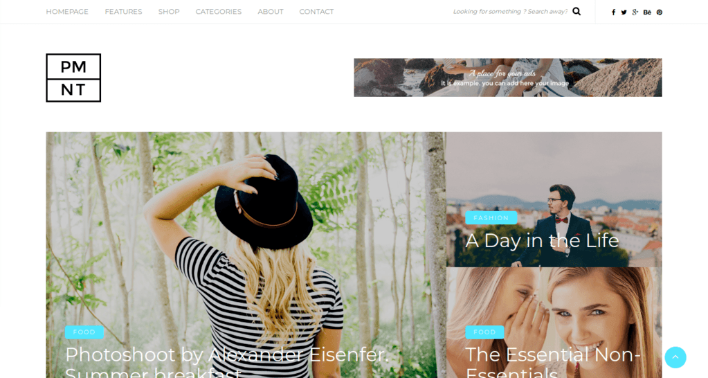 Piemont - Premium Travel & Lifestyle Responsive WordPress Theme