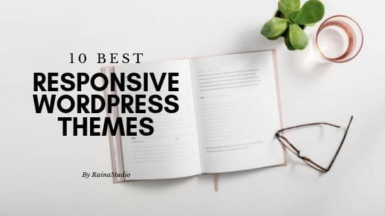 10 Best Responsive WordPress Themes for Beginner