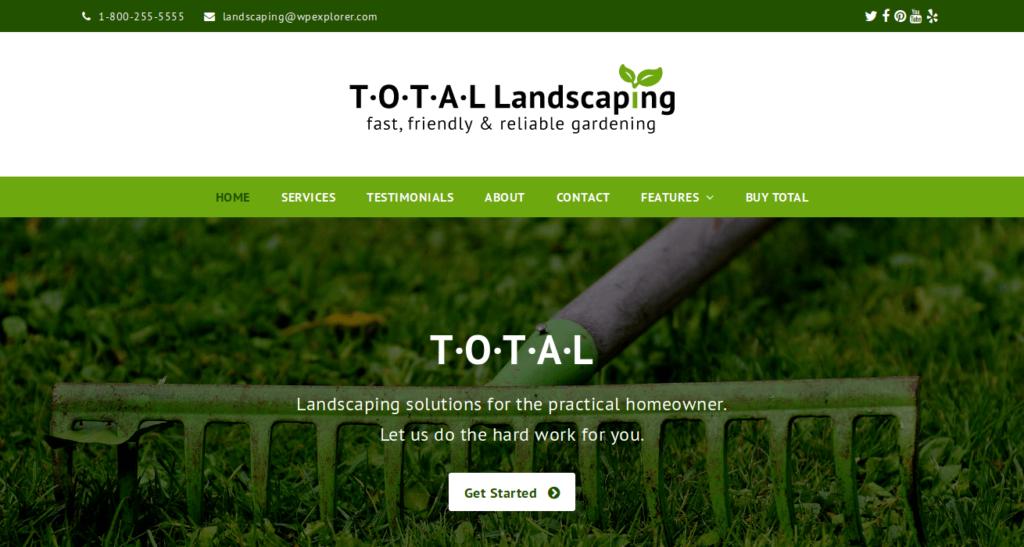 Total - Responsive MultiPurpose WordPress Theme