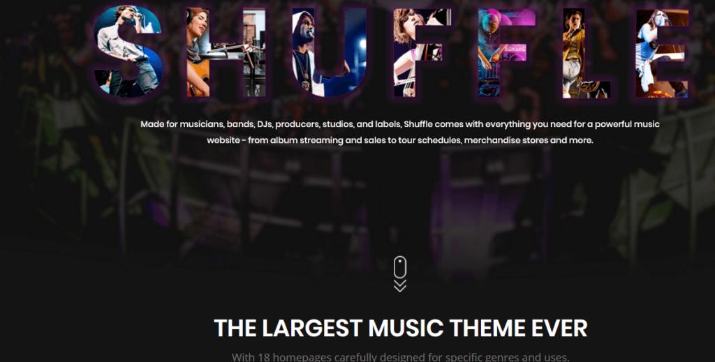 Shuffle - Music Theme