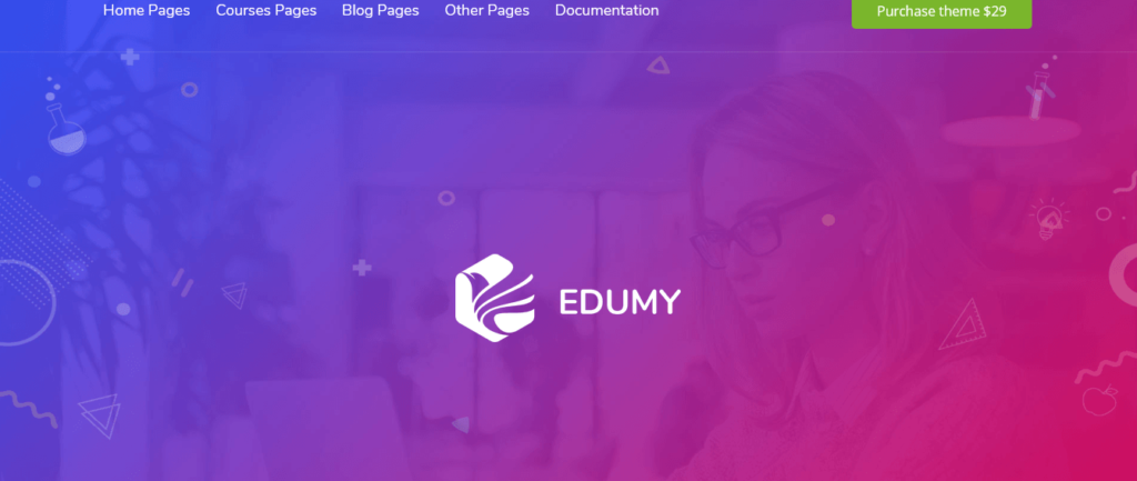Edumy - LMS Online Education Course WordPress Theme