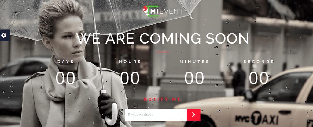 MiEvent- Responsive Parallax Event & Music Theme