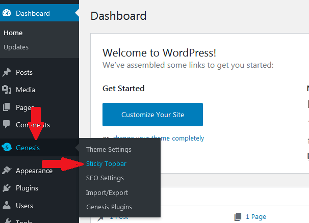 How to Add a Promotion Bar to WordPress