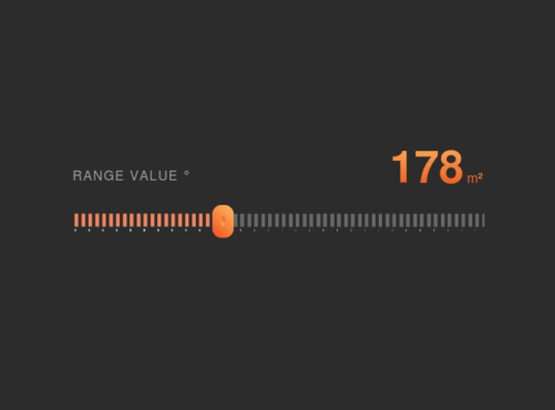 How to Create Awesome Input Range Slider