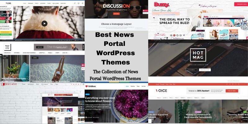 Best News Portal WordPress Themes