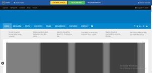 Herald - Newspaper & News Portal WordPress Theme