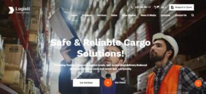 Logisti - Logistics & Transport WordPress Theme