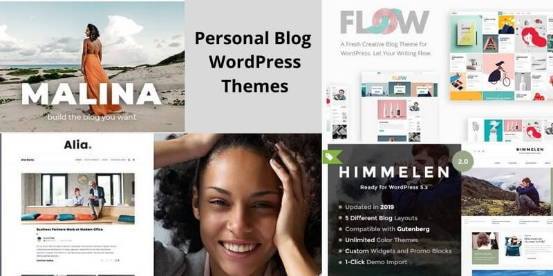 10 Best Personal Blog WordPress Themes
