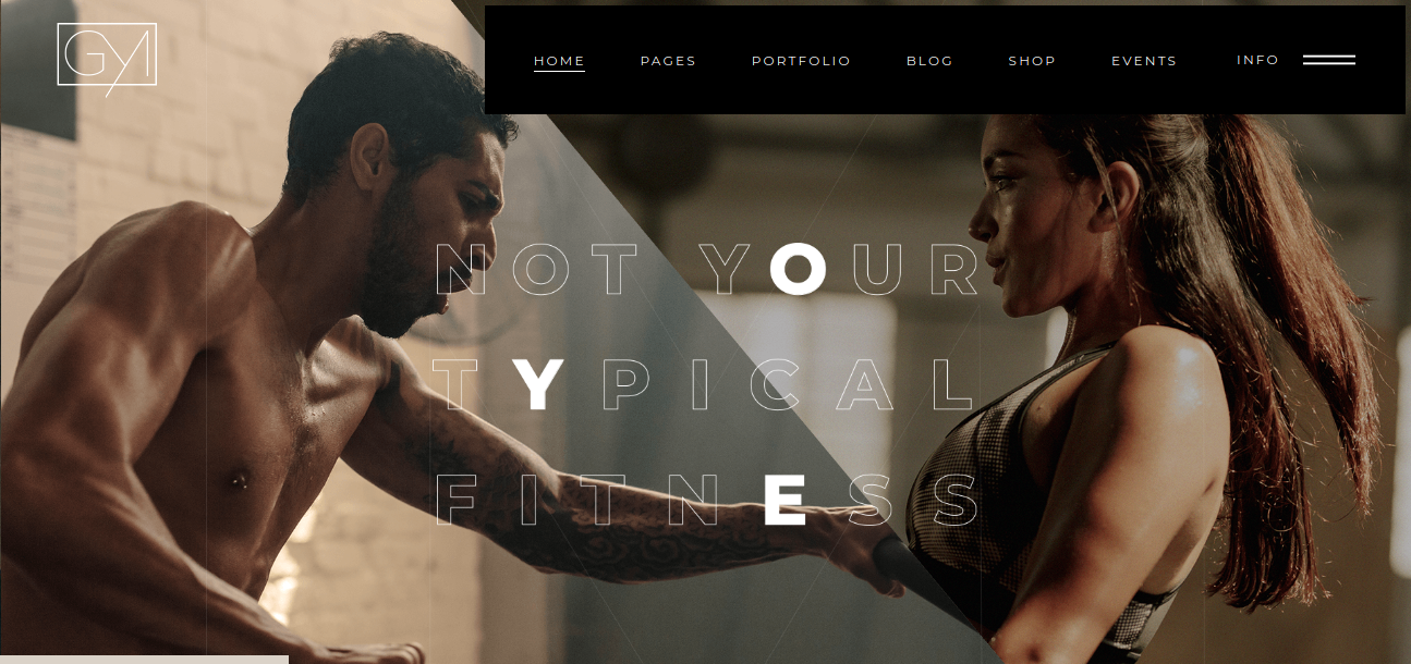 PowerLift - Fitness and Gym Theme