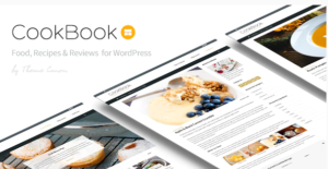 cookbook theme