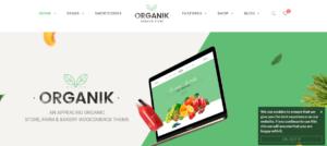 organik theme