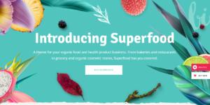 superfood theme