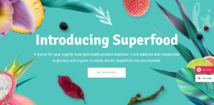 superfood theme