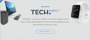 techmarket theme