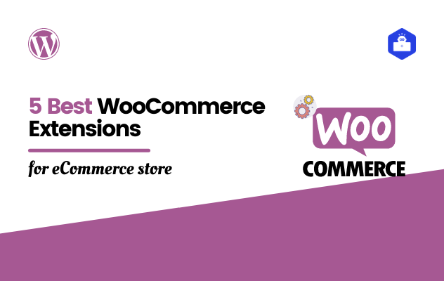 5 Best WooCommerce Extensions