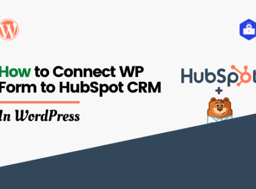 How to Connect WordPress Contact Form to HubSpot CRM