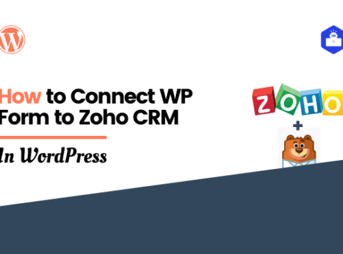 How to Connect WordPress Contact Form to Zoho CRM