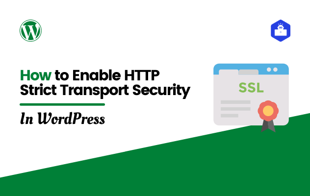 How to Enable HTTP Strict Transport Security