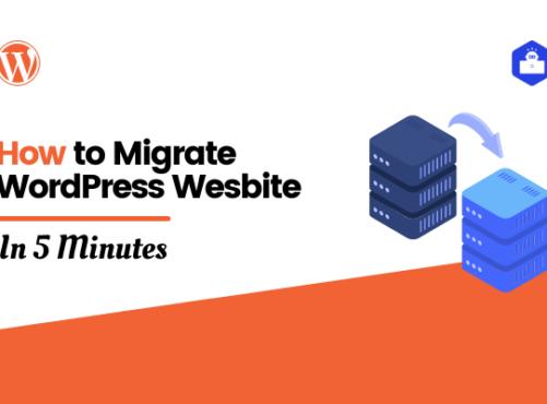 How to Migrate WordPress Website in 5 Minutes
